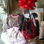 The Bidwell Group, a concierge & personal assistant service company based out of Medford NJ, donates custom couture basket for your little princess & swag bag items for NAWBO Glass Ceiling Awards Dinner