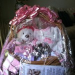The Bidwell Group Donates Custom Gift Basket To St Mary of The Lakes Fashion Show in Medford NJ
